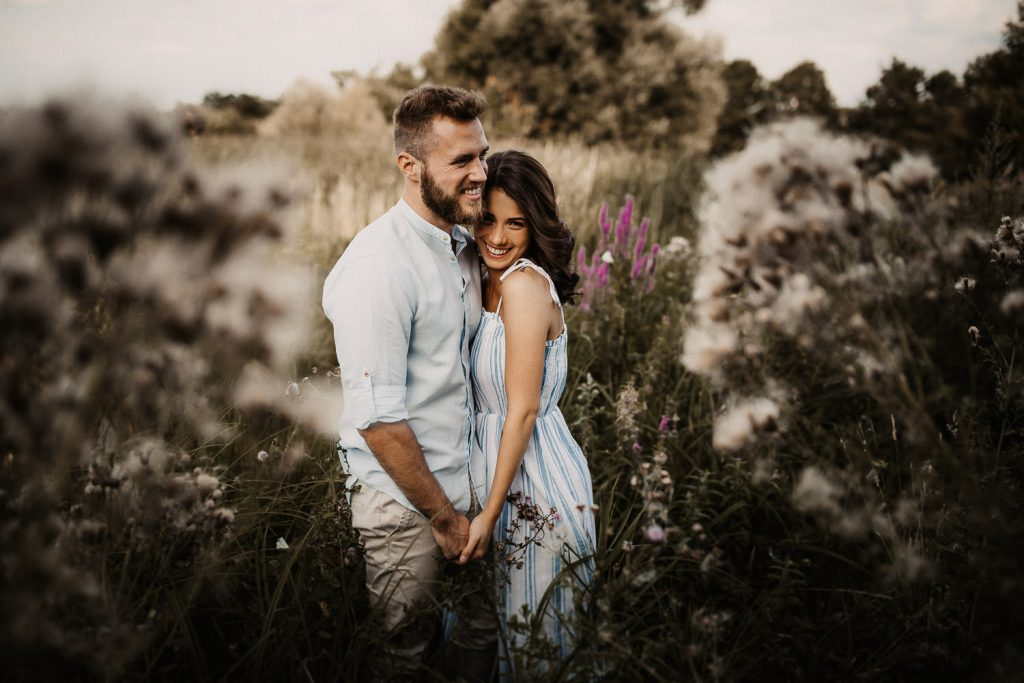 Heiratsantrag am Bodensee
