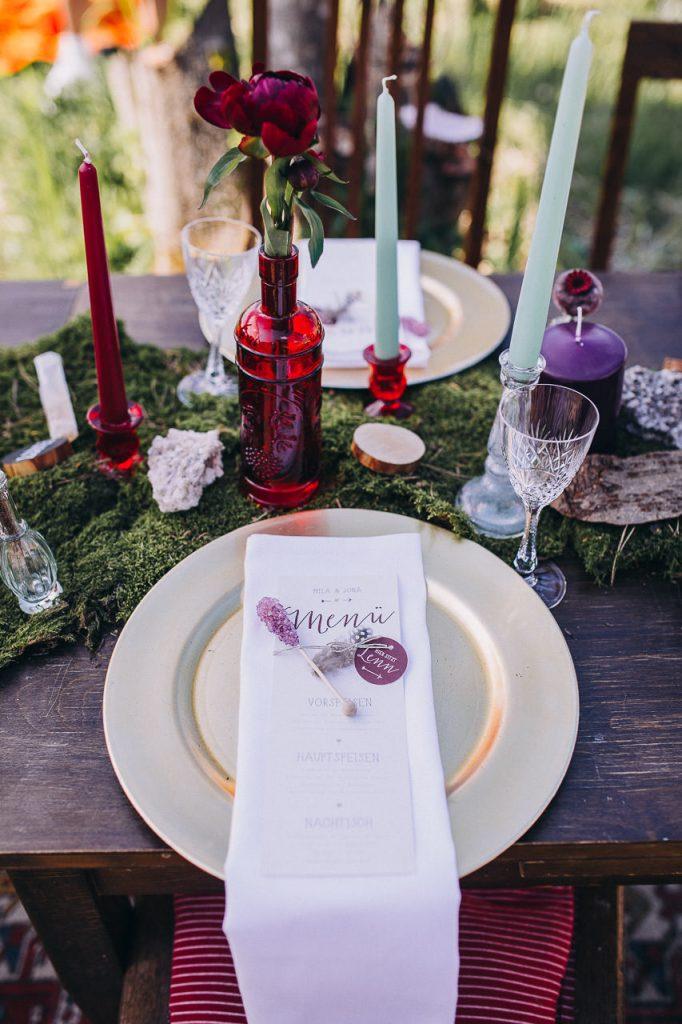 Menü Catering Hochzeit Bodensee