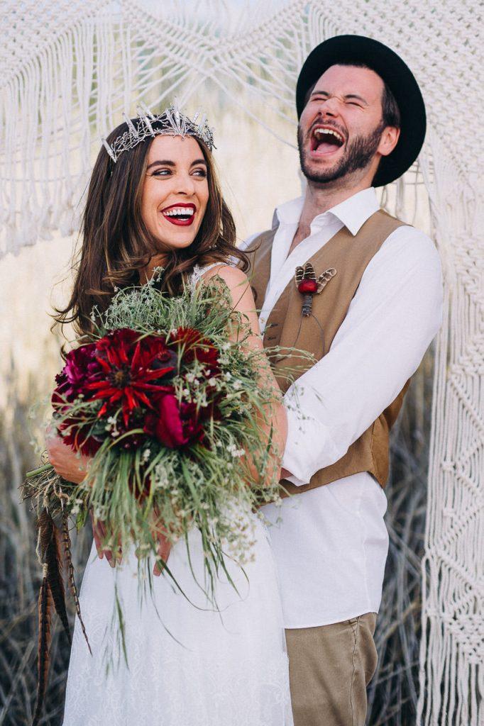 Hochzeit Spaß Freude Hochzeitsfotograf Schweiz