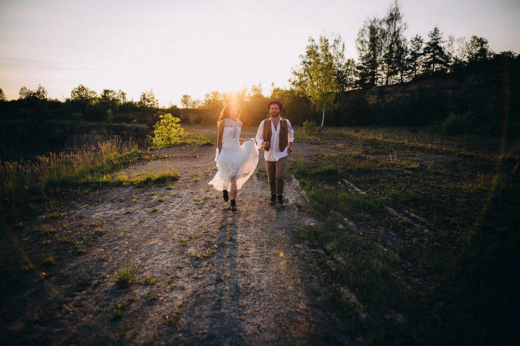 Sunset Shooting Hochzeit Bodensee