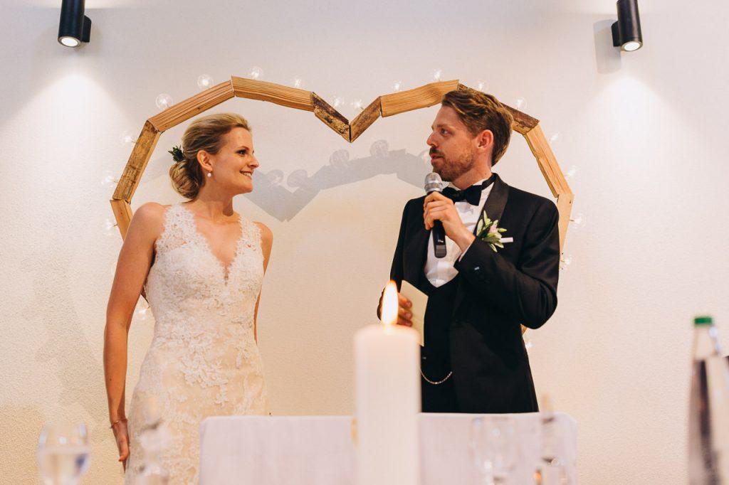 Rede am Abend Hochzeit