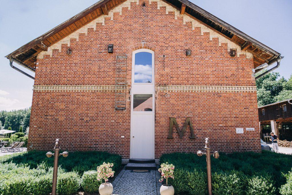 Hochzeit Magical Homes Gebäude