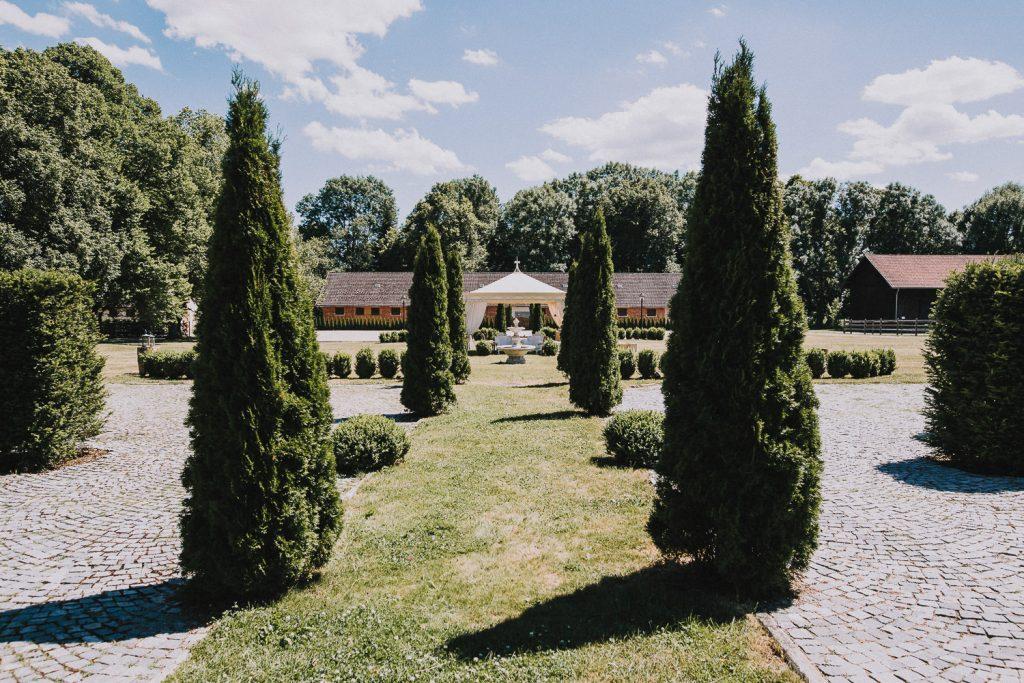 Hochzeit Magical Homes Park