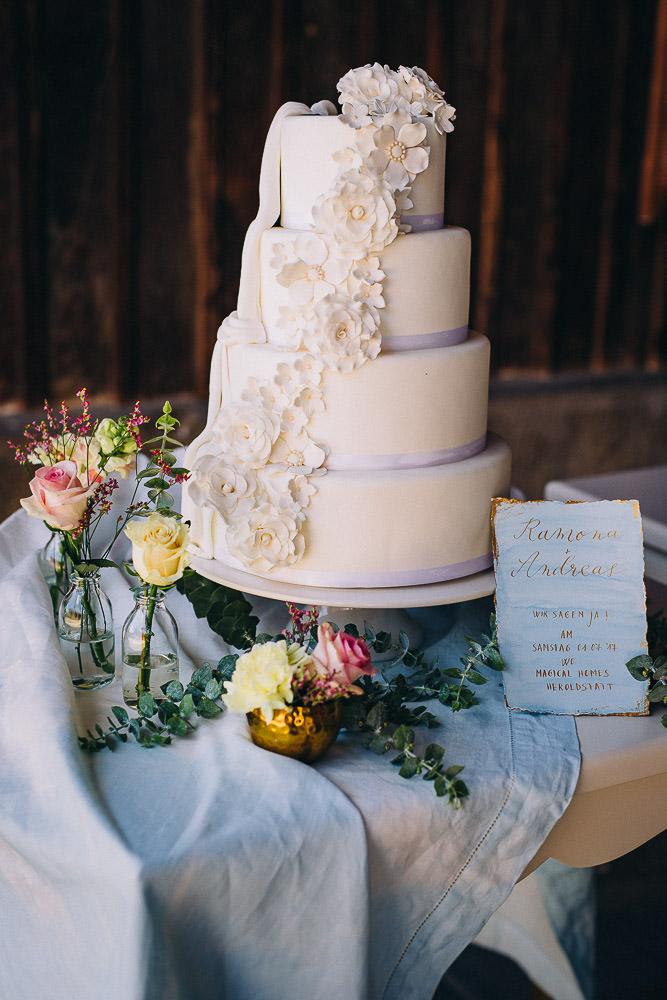 Hochzeitstorte Magical Homes Seelenschmeichler Böblingen