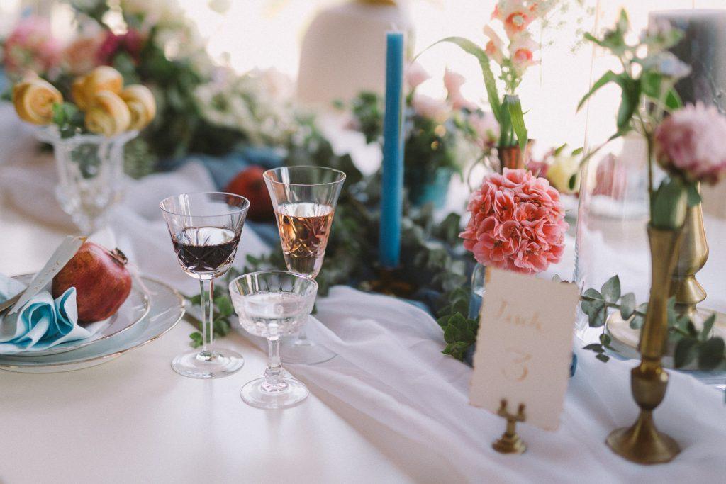 Hochzeit Blumen Deko Magical Homes