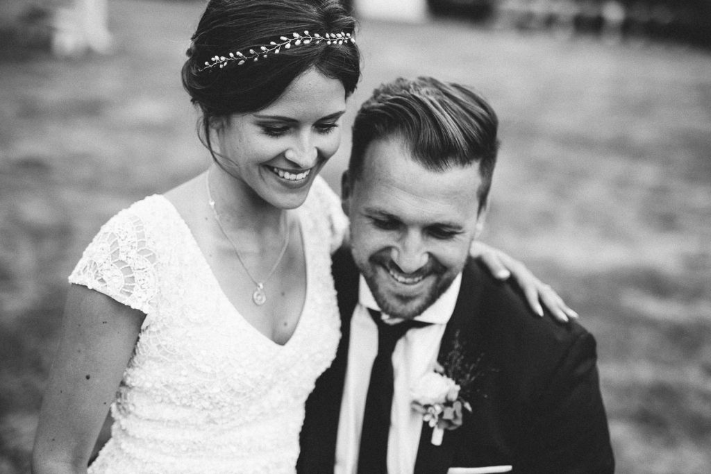 Liebe Brautpaar Magical Homes