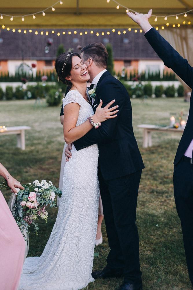 Freie Trauung im Magical Homes Hochzeit