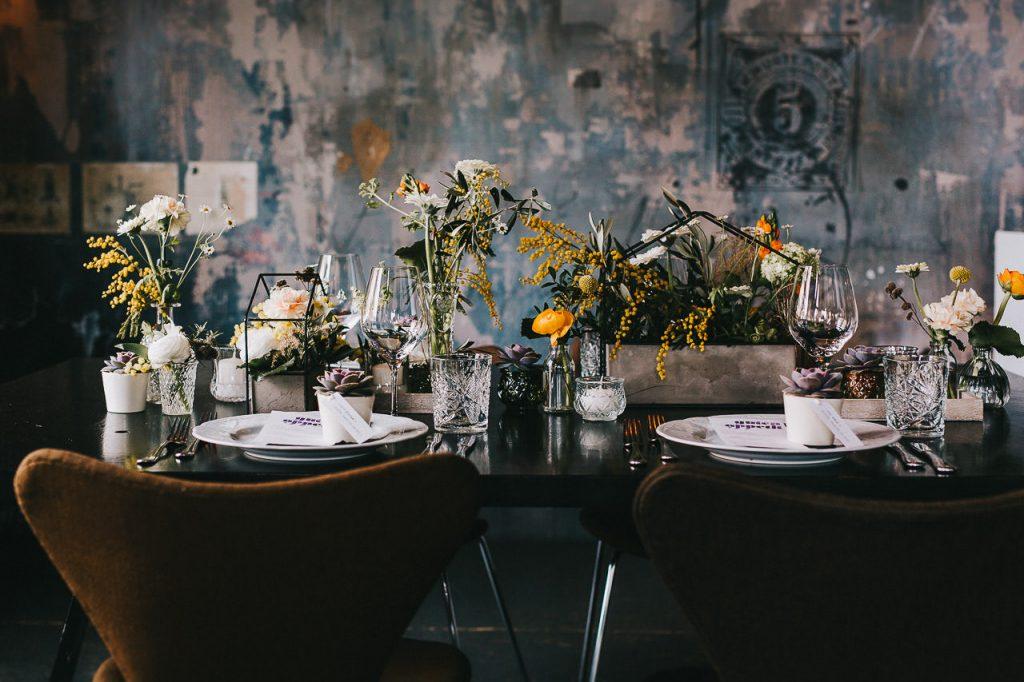 Tischdeko Hochzeit Schweiz