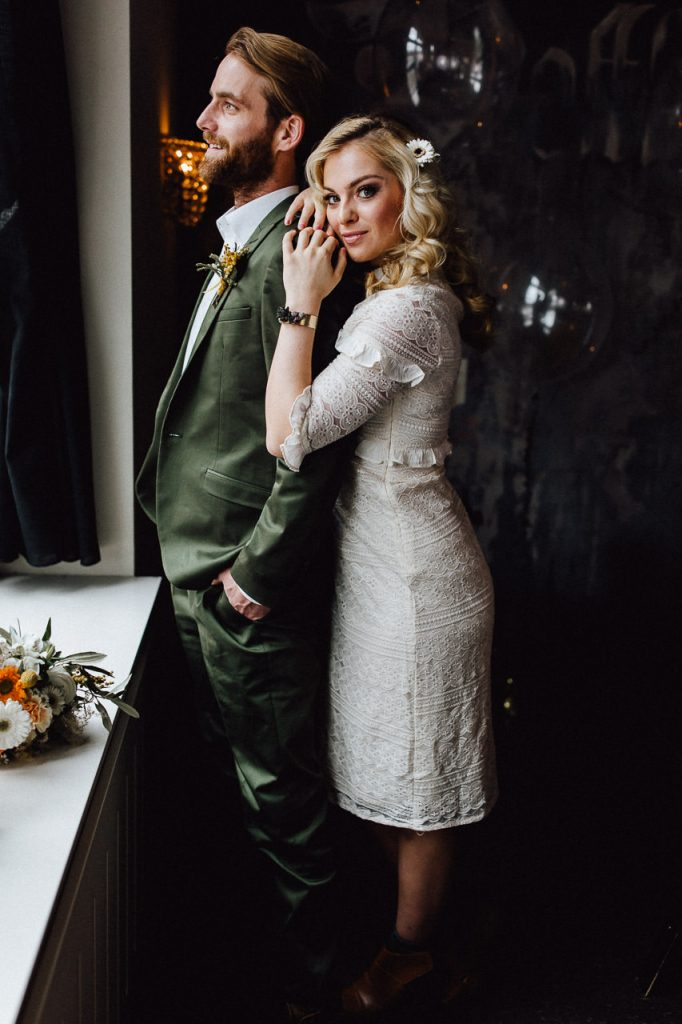 70s Wedding Hochzeit