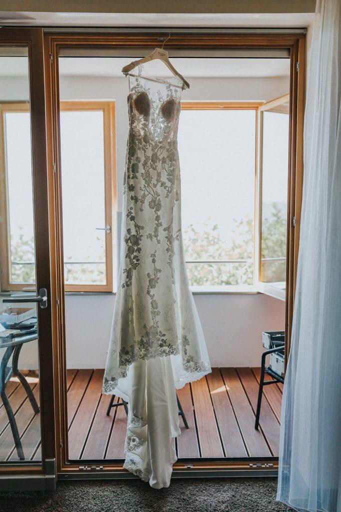 Hochzeitsfotograf Bodensee Getting Ready Brautkleid