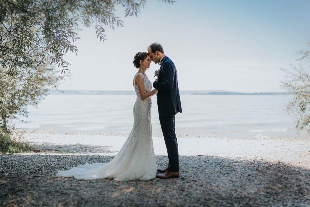 Hochzeitsfotograf Bodensee Fotoshooting Brautpaar