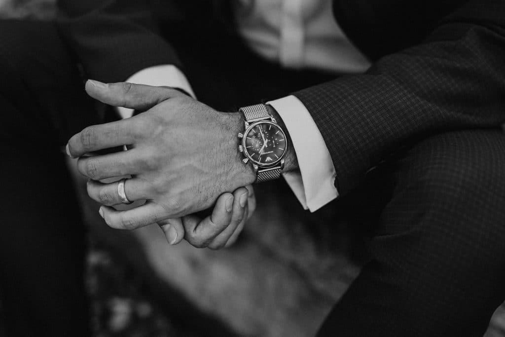 Hochzeitsfotograf Bodensee Uhr