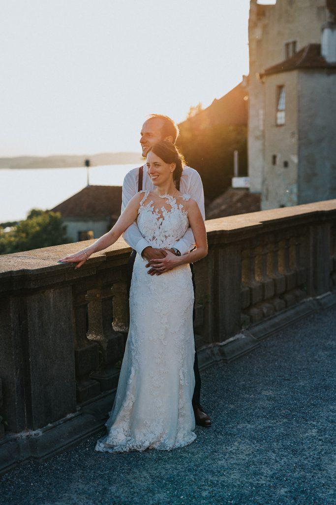 Hochzeitsfotograf Bodensee Brautpaar