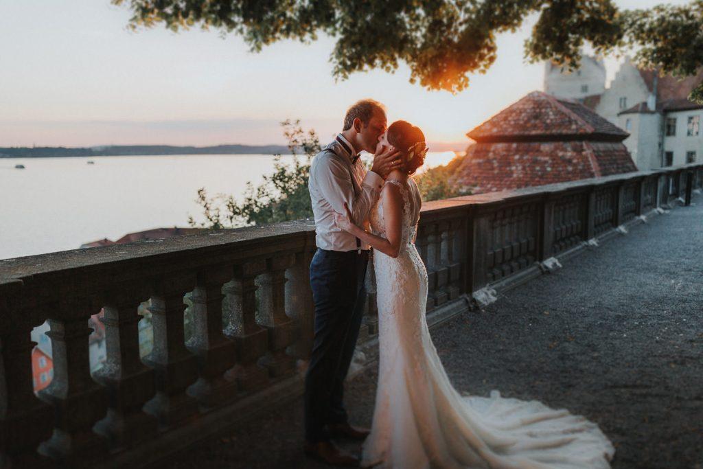 Hochzeitsfotograf Bodensee Schloss Meersburg