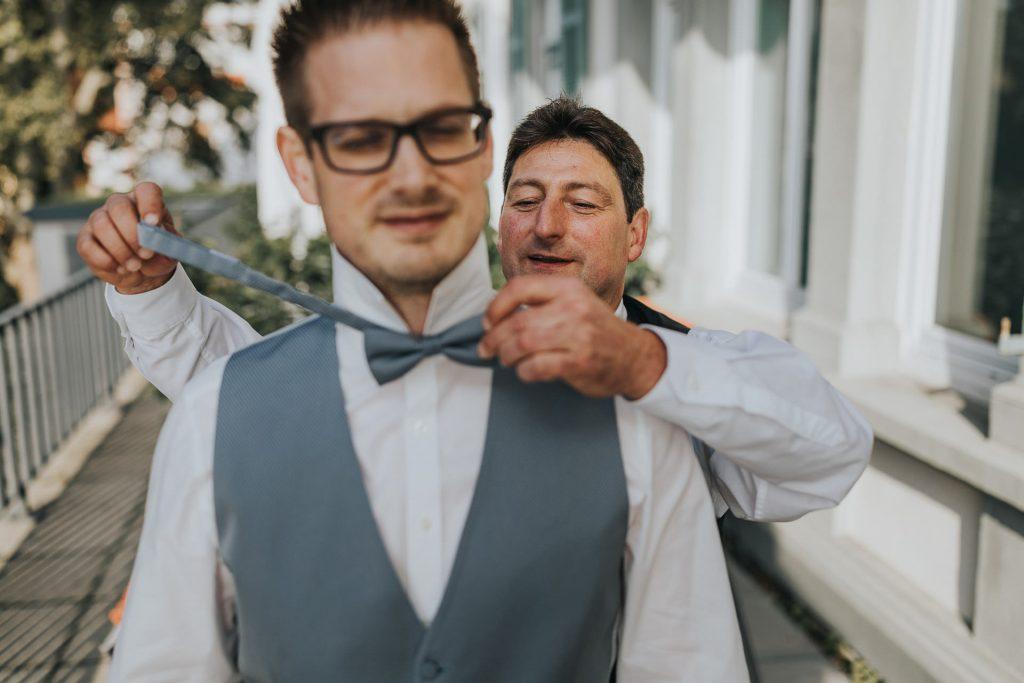 Hochzeitsfotograf Bodensee Getting Ready