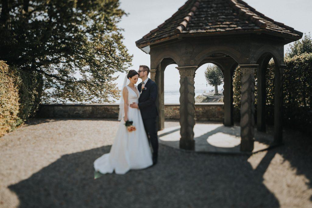 Hochzeit Hotel Steigenberger Konstanz Garten