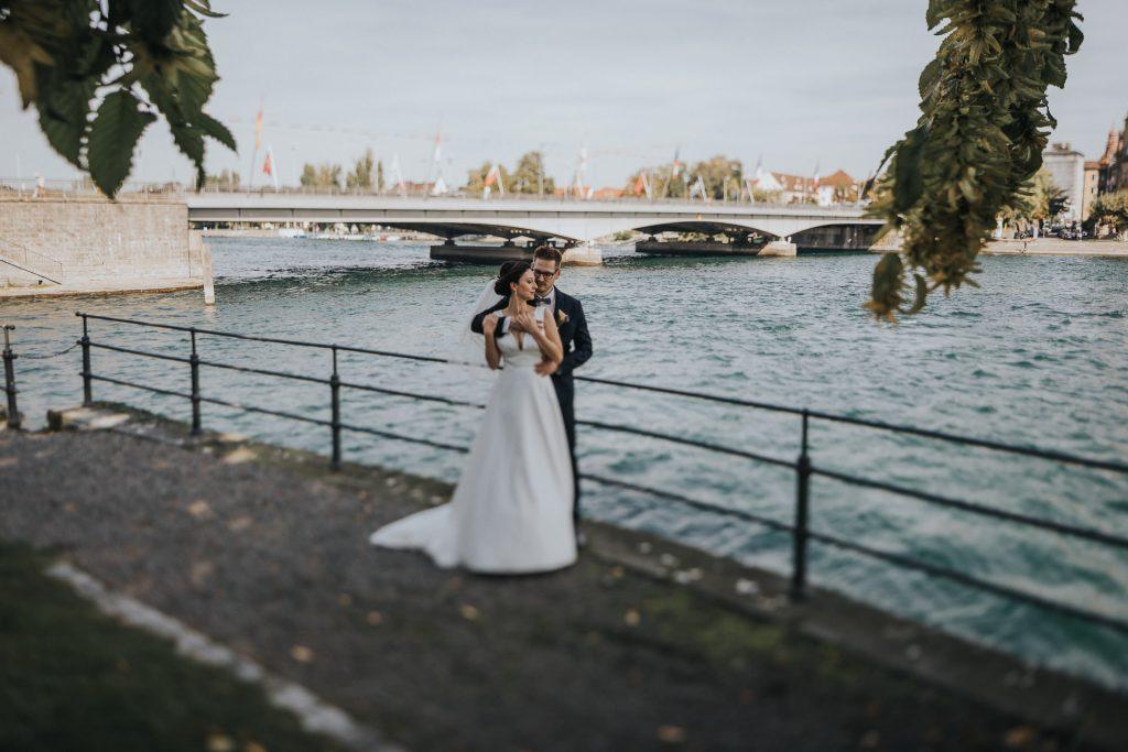 Hochzeitsfotograf Bodensee Konstanz Rheinufer