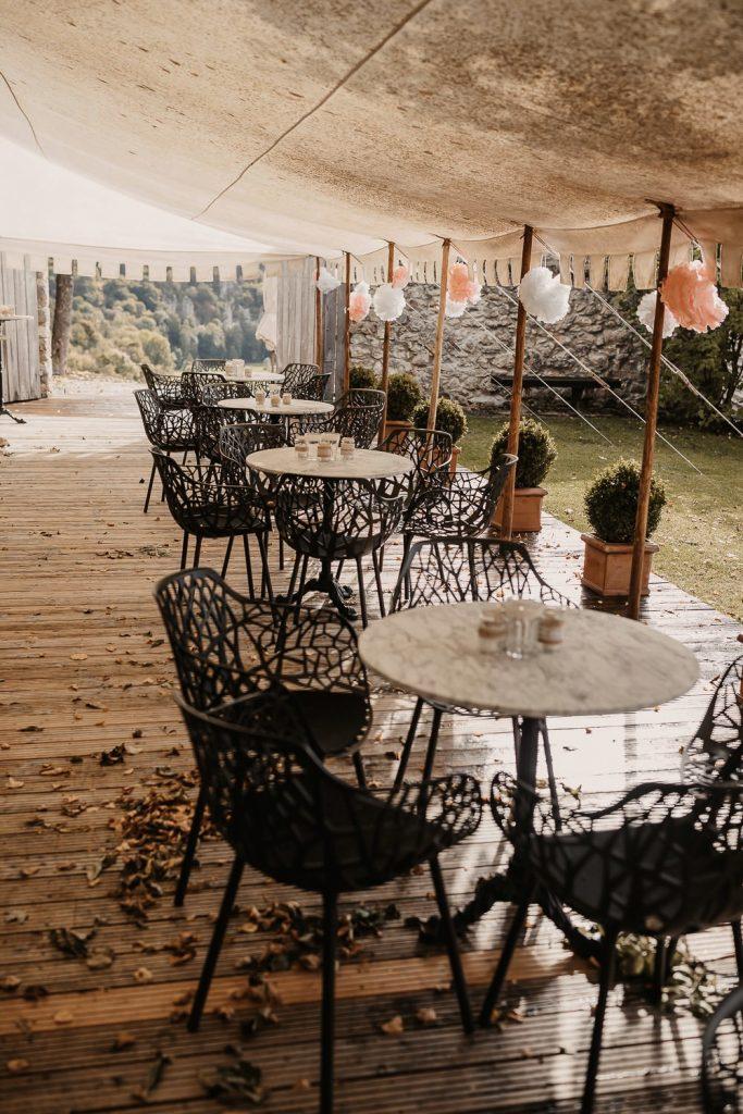 Hochzeit Maisenburg Bräutigam Outdoor