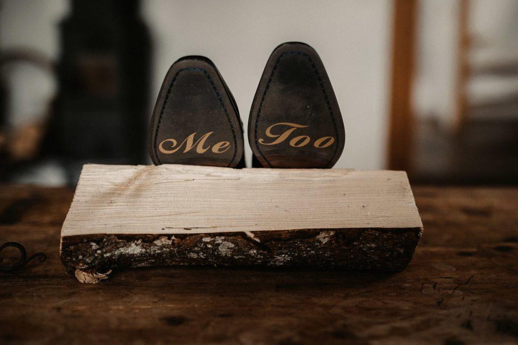 Hochzeit Maisenburg Bräutigam Schuhe