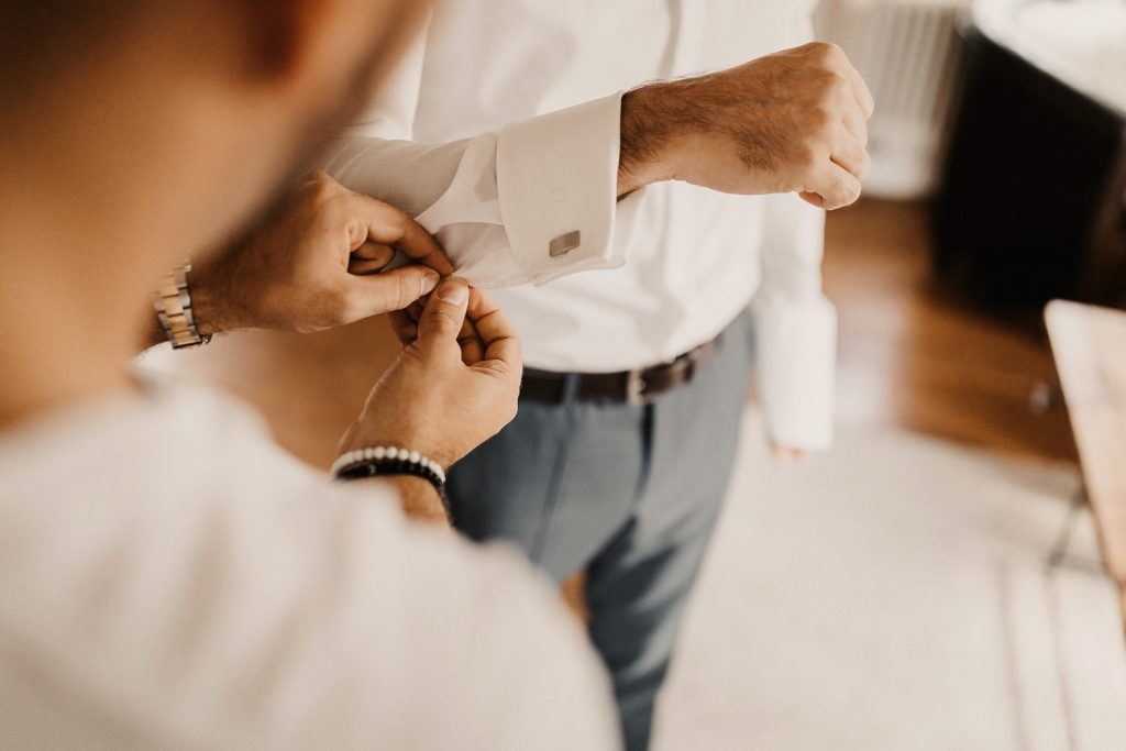 Hochzeit Maisenburg Bräutigam anziehen