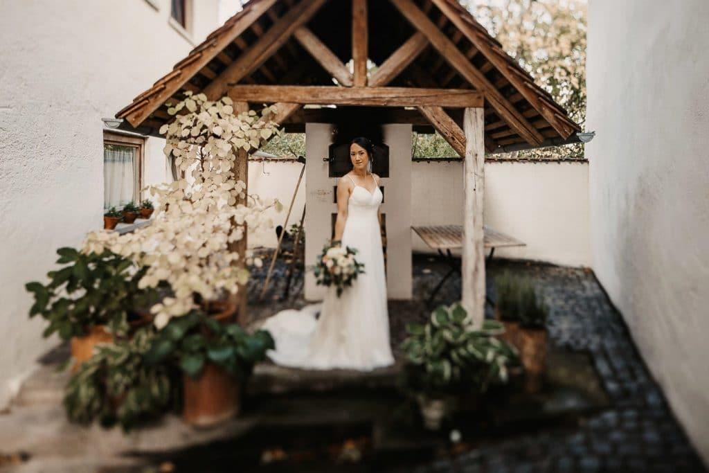 Hochzeitsfotograf Maisenburg Braut