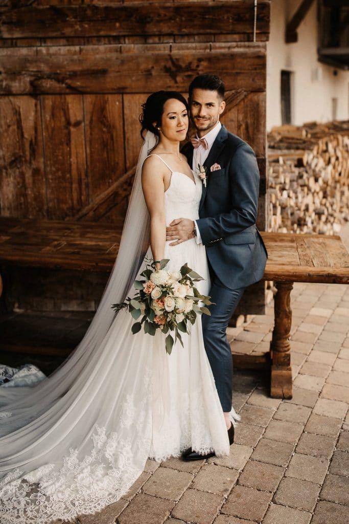 Hochzeitsfotograf Maisenburg Brautpaar