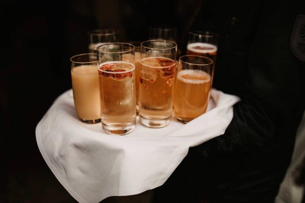 Hochzeit Maisenburg Getränke