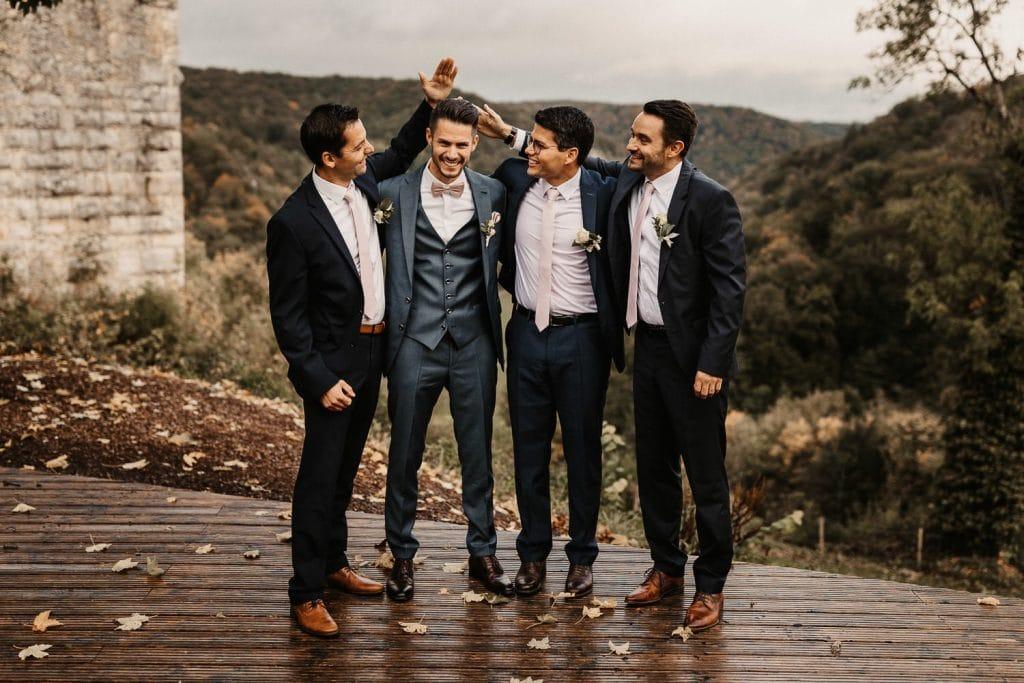 Hochzeit Maisenburg Gruppenbild