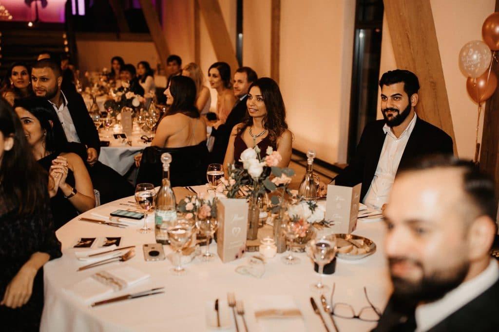 Hochzeit Maisenburg Gäste