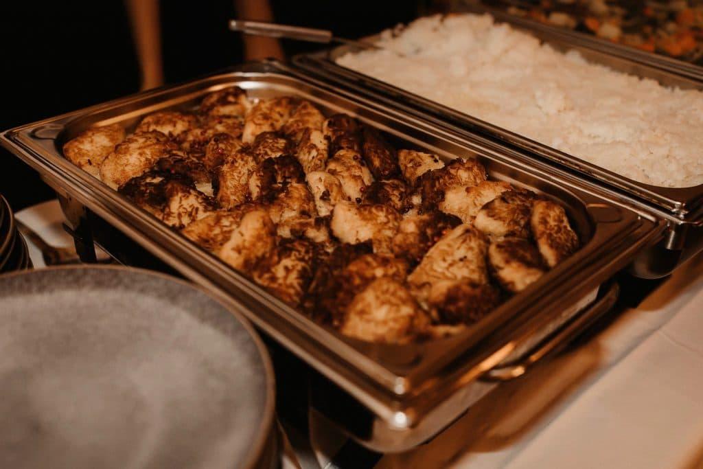 Hochzeit Maisenburg Abendessen