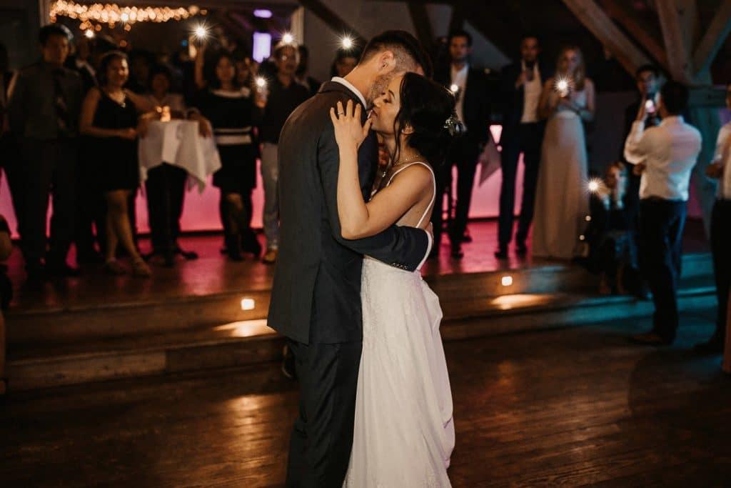 Hochzeit Maisenburg Tanz