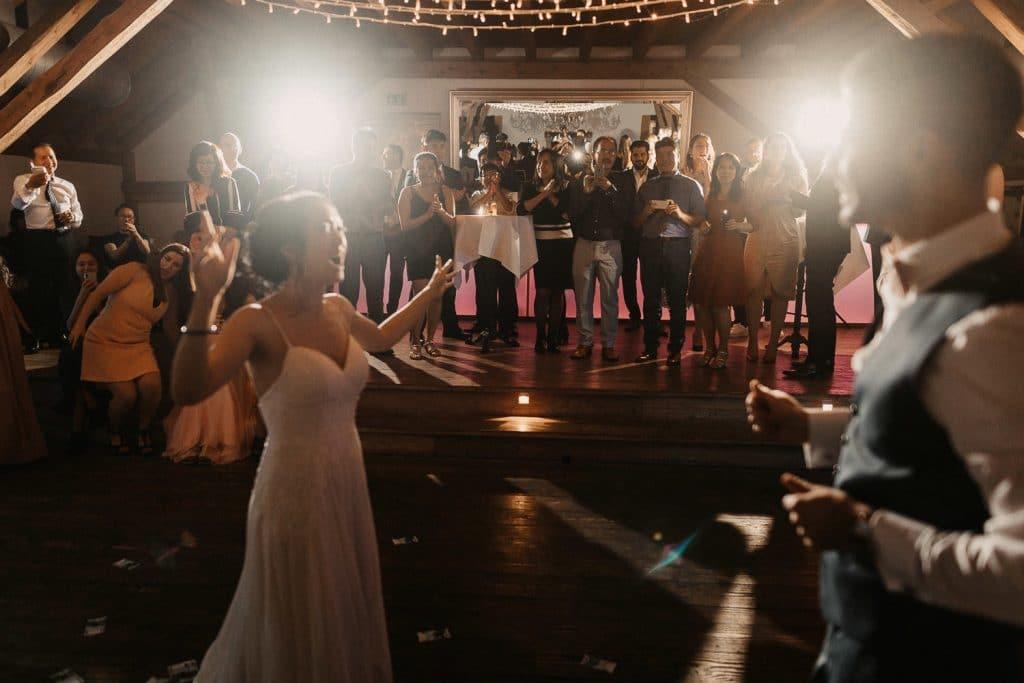 Hochzeit Maisenburg Tanzfläche