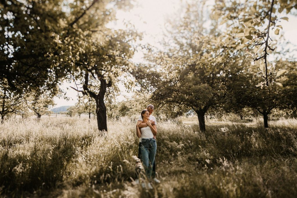 Apfelwiese Fotoshooting Steisslingen